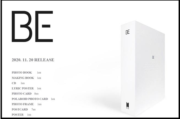 BTS - BE [Deluxe edition]