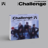 WEi Mini Album Vol. 2 - IDENTITY : Challenge