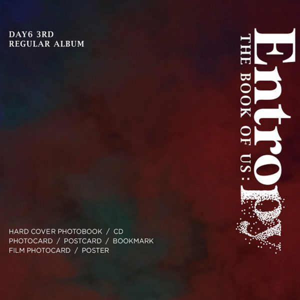 DAY6 Album Vol. 3 - The Book of Us : Entropy