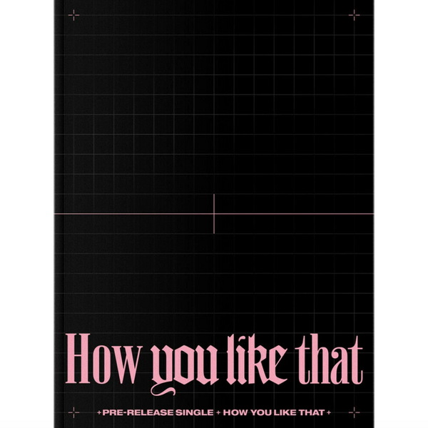 BLACKPINK - SPECIAL EDITION - How You Like That [PREVENTA]