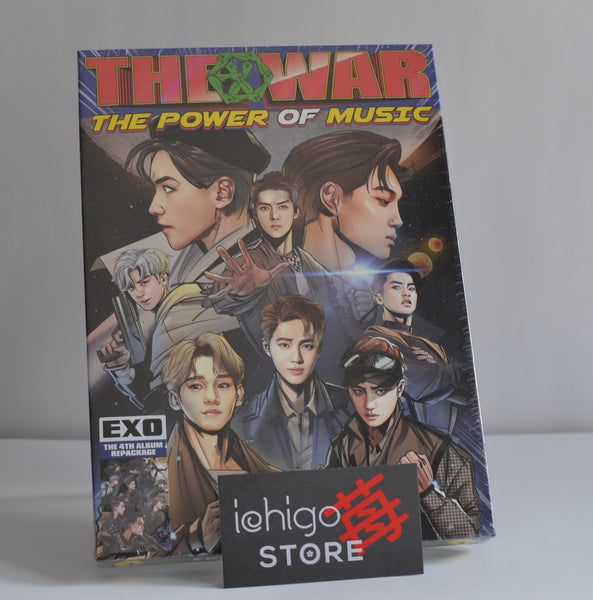 EXO - THE POWER OF MUSIC - K