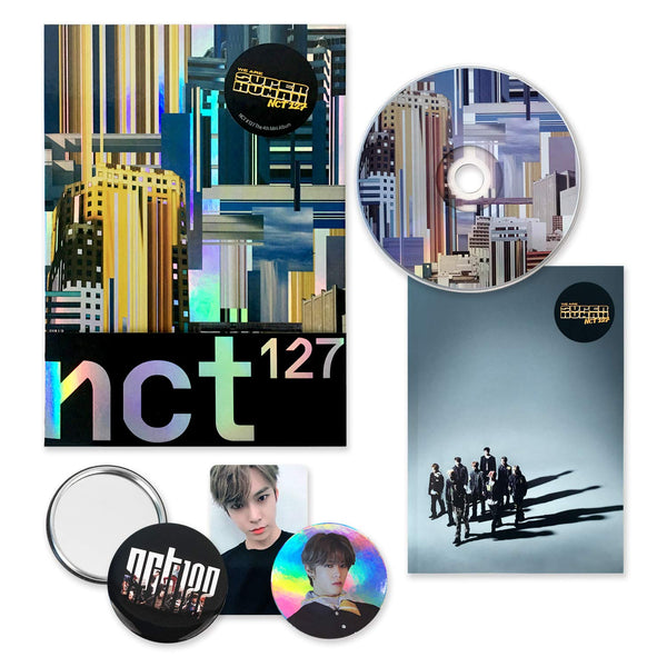 NCT 127 - WE ARE SUPERHUMAN