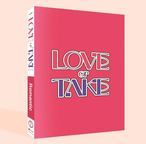 PENTAGON Mini Album Vol. 11 - LOVE Or TAKE - [Preventa]