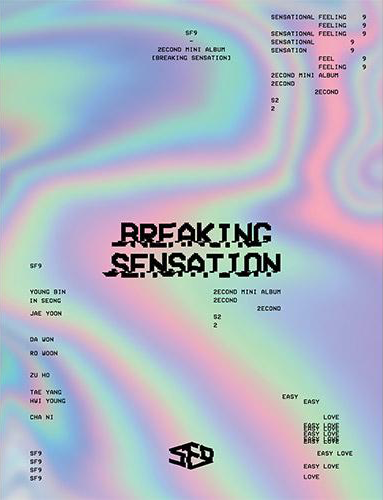 SF9 - Breaking Sensation