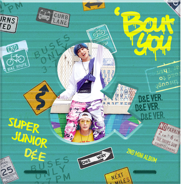 Super Junior D&E - 'Bout You