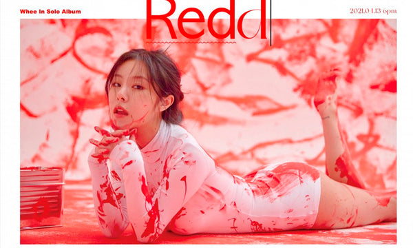 Whee In Mini Album Vol. 1 - Redd - [Preventa]