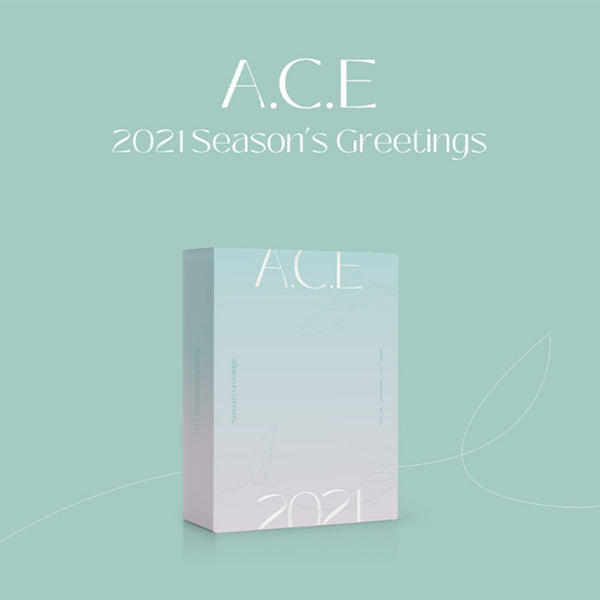 2021 A.C.E SEASON'S GREETINGS