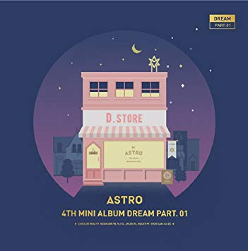 Astro - Dream Part. 1