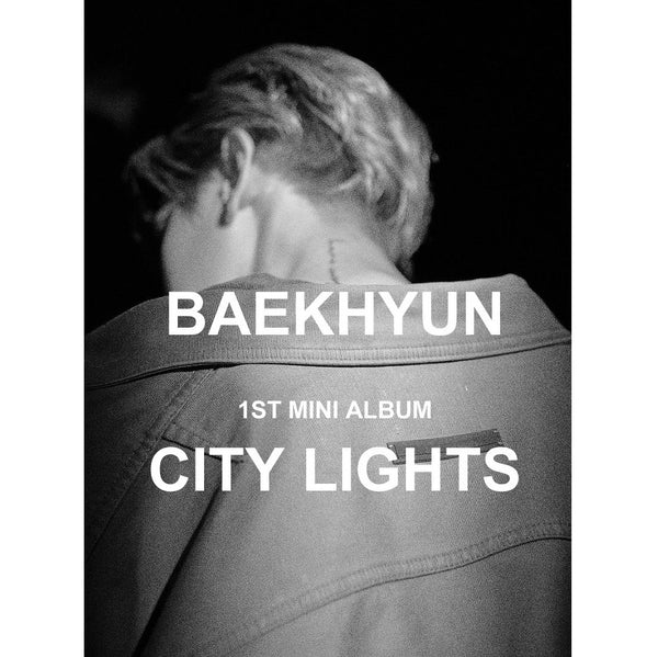 BAEKHYUN - City Lights (Random) [PREVENTA]