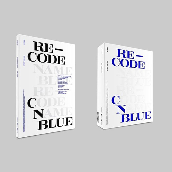 CNBLUE Mini Album Vol. 8 - RE-CODE