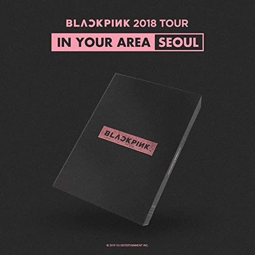 BLACKPINK 2018 TOUR [IN YOUR AREA] SEOUL DVD (2 DISC)