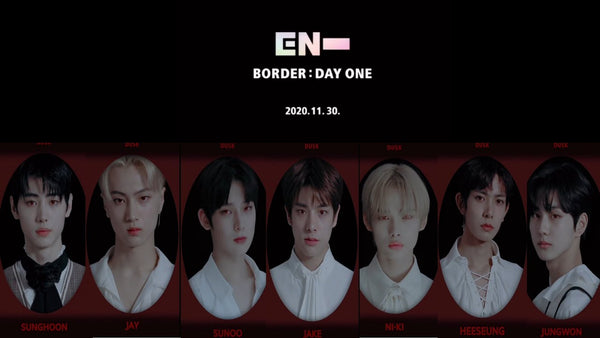 ENHYPEN - BORDER : DAY ON - [Preventa]