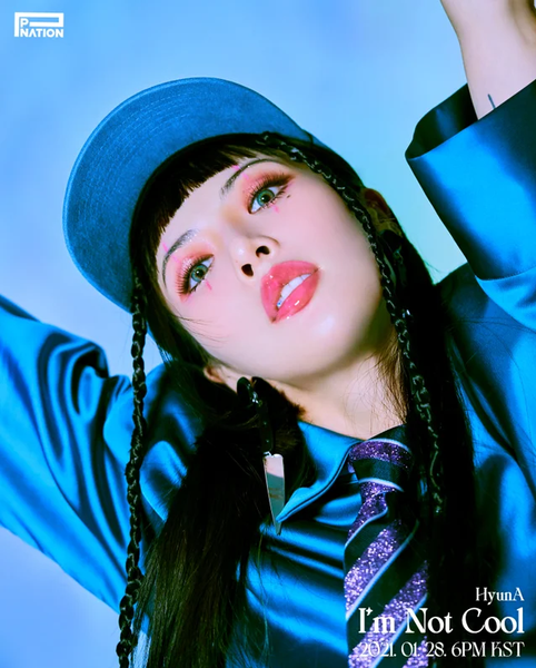 HyunA Mini Album Vol. 7 - I'm Not Cool