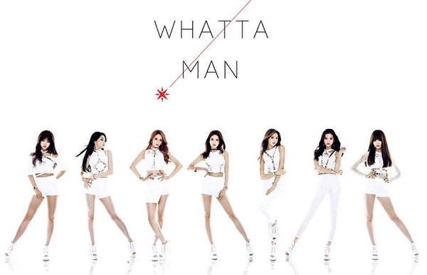 I.O.I Single Album Vol. 1 - WHATTA MAN