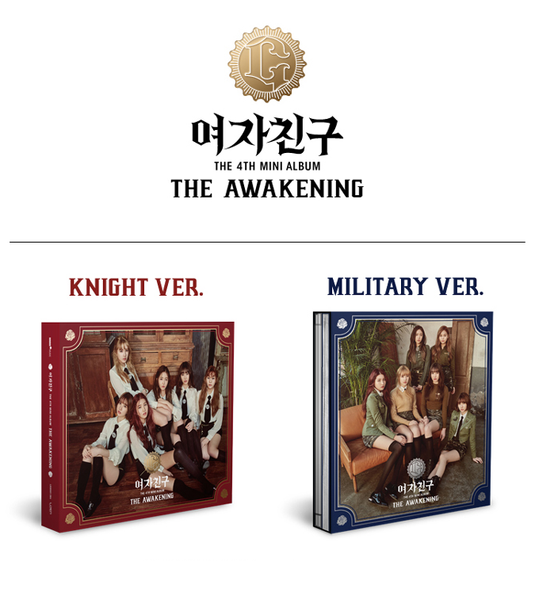 GFRIEND Mini Album Vol. 4 - THE AWAKENING
