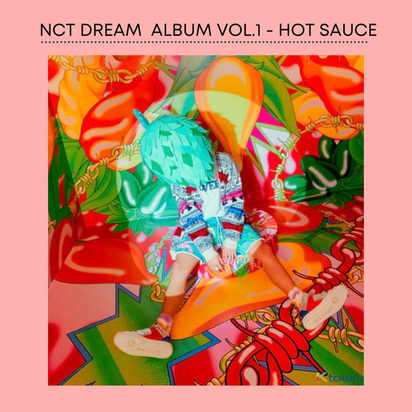 NCT DREAM Album Vol. 1 - Hot Sauce (PhotoBook Ver.)