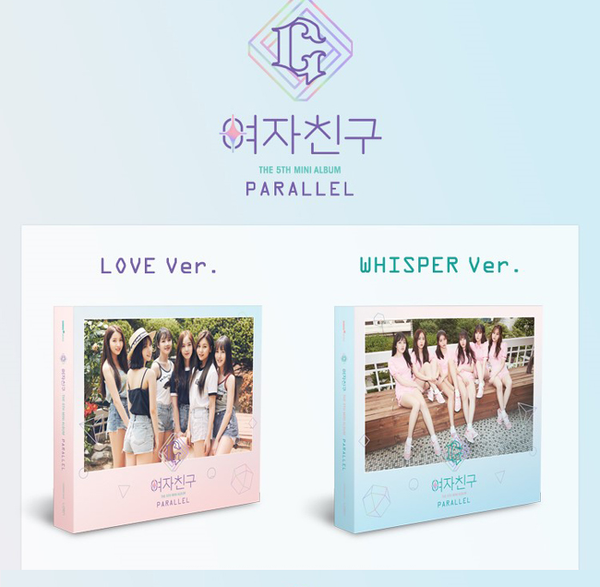 GFRIEND Mini Album Vol. 5 - PARALLEL