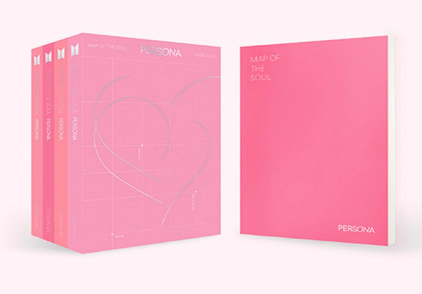 BTS - MAP OF THE SOUL: PERSONA
