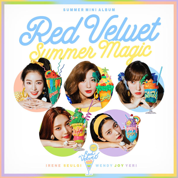 Red Velvet - Summer Magic (Limited Ed)