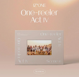 IZ*ONE Mini Album Vol. 4 - One-Reeler  A C T Ⅳ