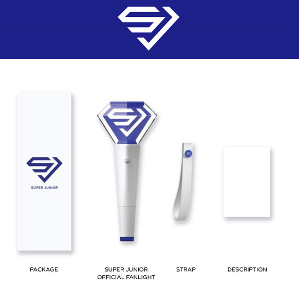 Super Junior - Official Lightstick ver. 2