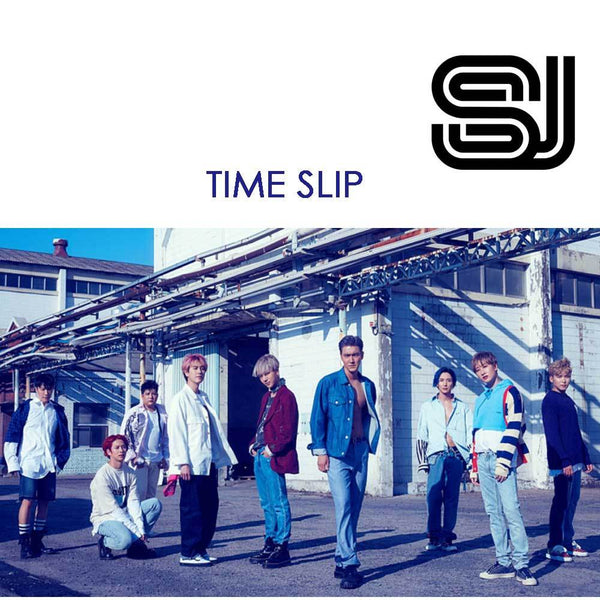 Super Junior - Time_Slip