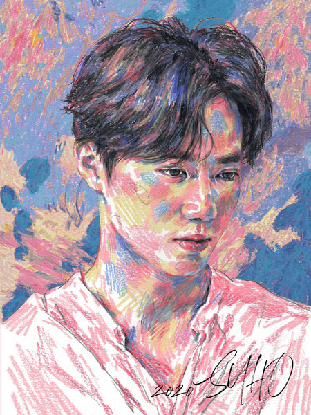 SUHO (EXO) - Self-Portrait
