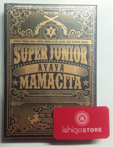 Super Junior - Mamacita ver. A
