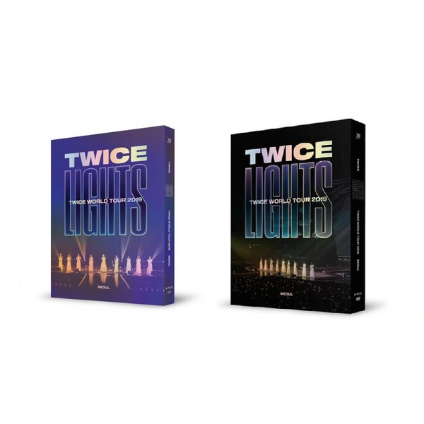 Twice - WORLD TOUR 2019 'TWICELIGHTS' IN SEOUL [PREVENTA]