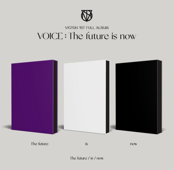 VICTON Album Vol. 1 - VOICE : The Future Is Now - [Preventa]