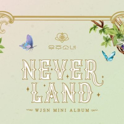 WJSN (Cosmic Girls) - Neverland [PREVENTA]