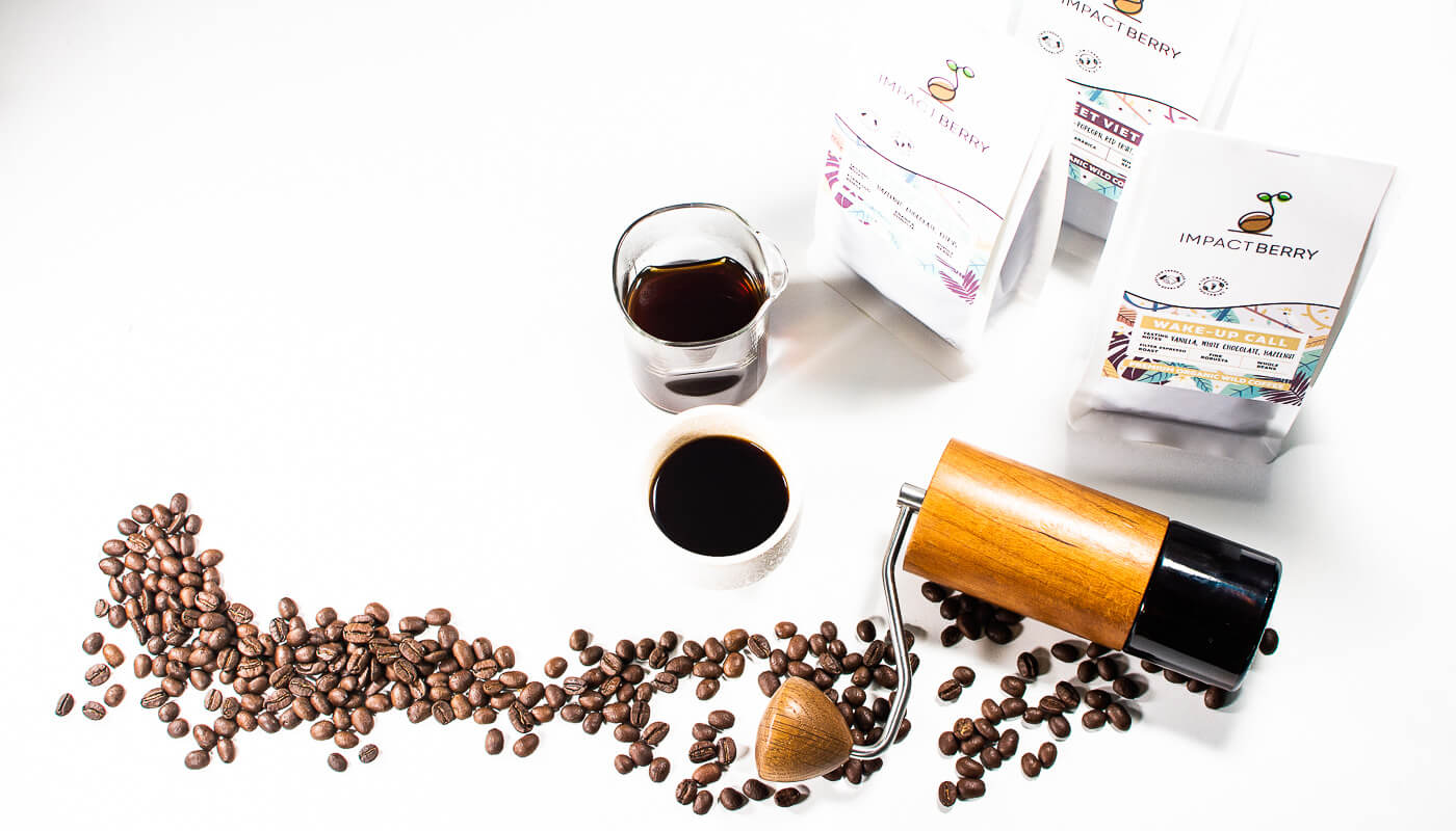 Buy Coffee Beans Online Hong Kong Impact Berry Organic Fairtrade Premium Quality