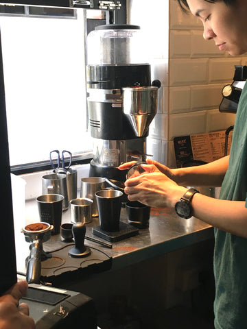 Impact Berry sustainable Premium Coffee now brewing at Mana