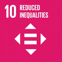 UN Sustainable Development Goal 10 - Reduced Inequalities - Impact Berry