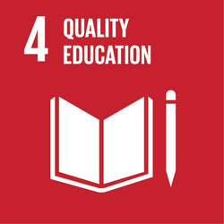 UN Sustainable Development Goal 4 - Quality Education - Impact Berry