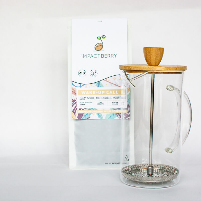 Organic Coffee Beans Hong Kong Coffee Starter Set Impact Berry