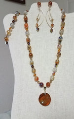shades-of-amber-polished-agate-swarovski-pendant-necklace-earrings