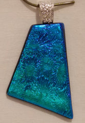 fireworks-textured-turquoise-dichroic-trapezoid-fused-glass-pendant