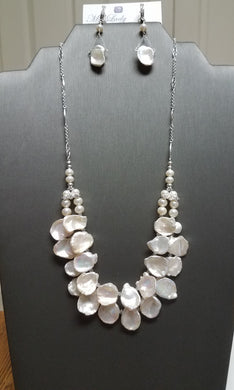 Keshi-Pearls-Fresh-Water-Pearls-Crystals-Sterling-Silver-Cubic-Zirconia-necklace-earrings