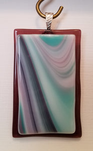 fused-glass-pendant-wine-teal-aqua-pink-purple
