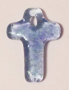 Translucent-Blue-Fused-Glass-Cross-on-Satin-Rattail