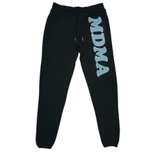 Load image into Gallery viewer, MDMA Sweatpants Black