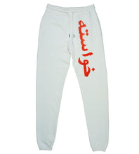 Load image into Gallery viewer, Farsi Sweatpants Grey