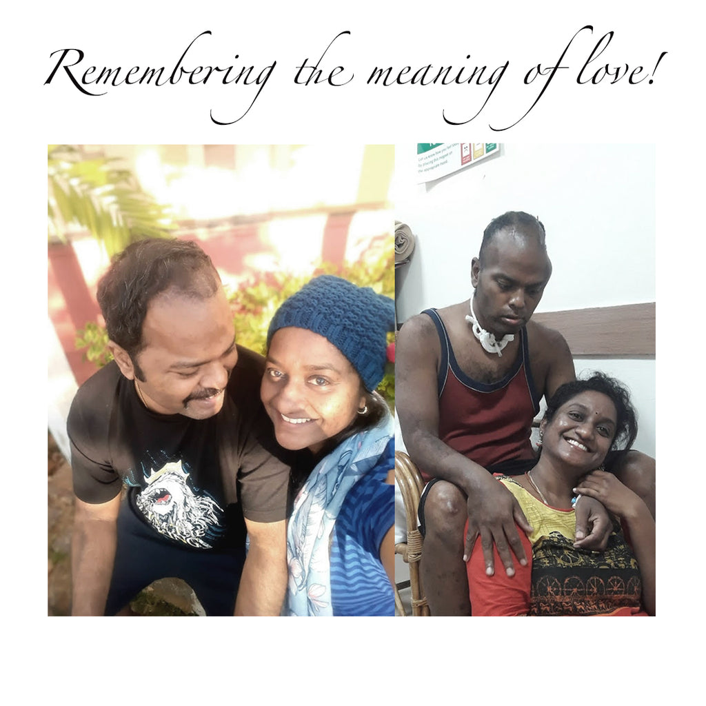 Remembering the Meaning of Love!
