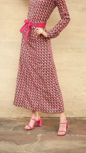 R-PET SIGNATURE PATANG SKIRT - AED 599