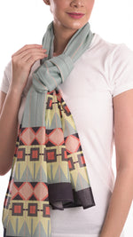 THE PASTEL TRIBE SCARF