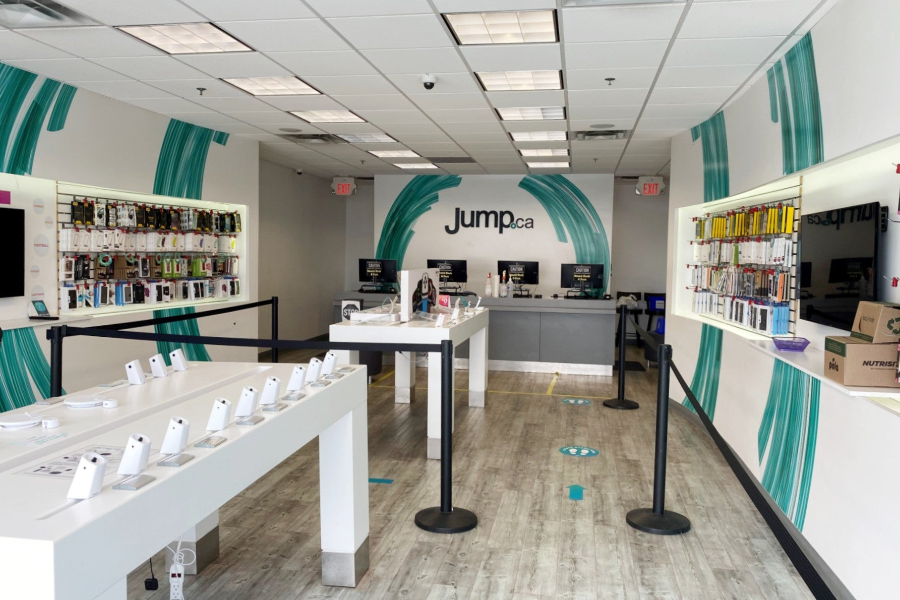 Photo of Normanview Crossing Jump.ca Store in Regina