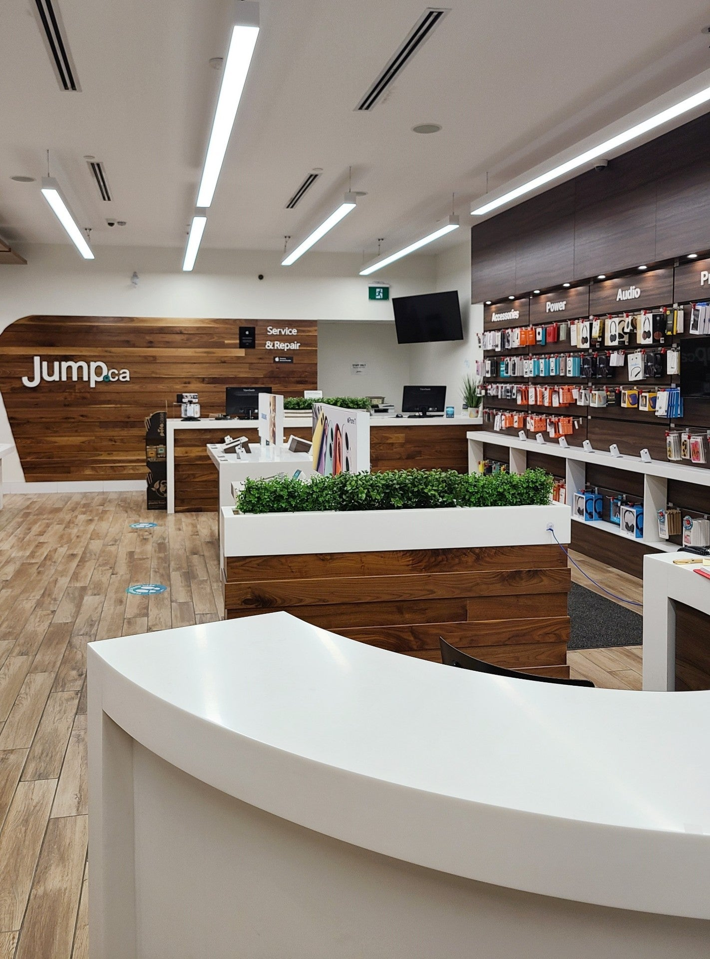Photo of Cornwall Centre Jump.ca Store in Regina