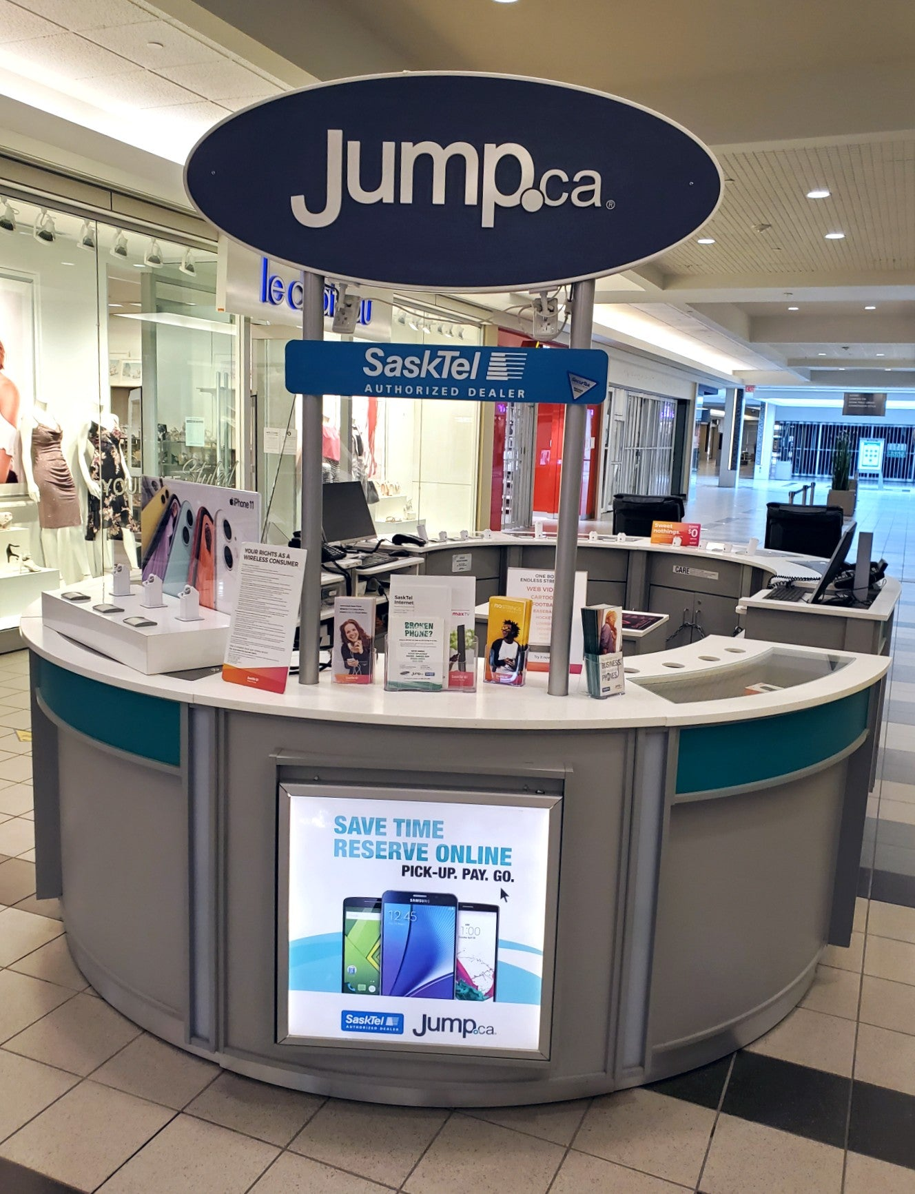 Photo of Southland Mall Jump.ca Store in Regina