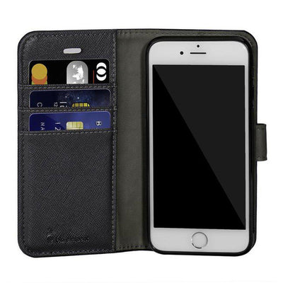 iPhone SE/8/7: 2 in 1 Wallet Case - Jumpca1